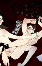 Prisionero (Cherik YAOI) by LauraRS94