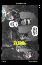 Batfam Random ➳ [DC Comics] by nephertari