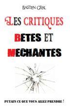 Les critiques bêtes et méchantes by BastienGral