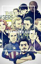 Avengers.com  by Husari