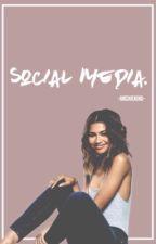 SOCIAL MEDIA [P. WESLEY] by -archiekins-