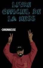 Livre Officiel de la Hess by -Chroniikeuse