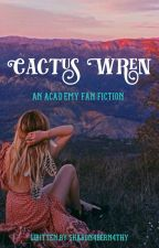 Cactus Wren by sharon4bern4thy