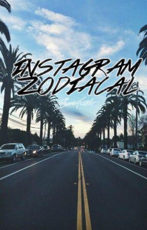 Instagram Zodiacal by CalumAsiatic