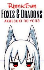 Foxes & Dragons【Akatsuki no Yona】 by RinnieSan