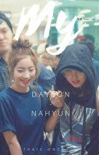 My [Dayeon] by Thaiz-Once