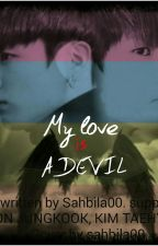 My love is a Devil by kookvhardshipper