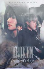 ⌈ COMPLETED ⌋ Broken Friendship 브로큰 프렌드쉽 (Jungkook BTS) by urikimoppa