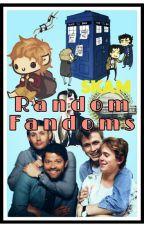 Fandoms Random :v by Shezza221bs
