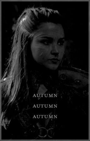 autumn ⇉ chloe bennet by trishanakru