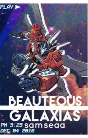 Beauteous Galaxias- TFP Optimus X Reader [WATTYS 2017] by samseaa
