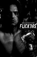 Flickers | Bucky Barnes by untilmynextstory