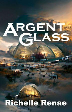 Argent Glass by richellerenae