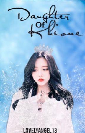 Daughter of Khione by LovelyAngel13