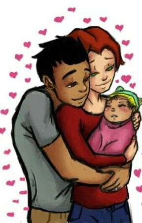 The bluepulse family life  by dragonheart216