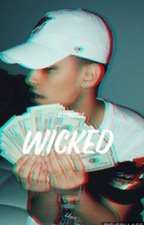 WICKED // flamingeo fanfic  by -Adidas-