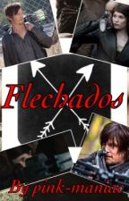 Flechados.  ~Daryl Dixon & ______ Grimes~ by pink-maniac