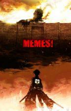 Attack on Titan MEMES! by Mr_Llama