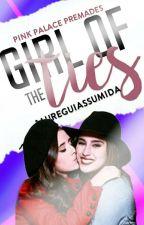 Girl of the Ties  by Jaureguiassumida