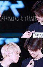 Punishing a Teaser. (Sebaek//hunbaek) by smuttress