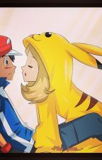 Ash x Serena Lemon by DubsteppyNinja001