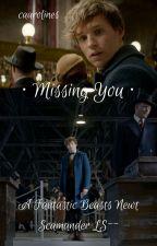 missing you • newt scamander ls by caarolines