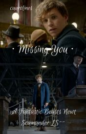 missing you • newt scamander ls by casisnotonfirex