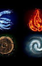 Los 4 elementos by diana16050