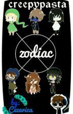 Creepypasta zodiac :>> by Cezarica