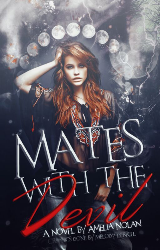 Mates With The Devil (GirlXGirl) (Lesbian Story) by AmeliaNolan