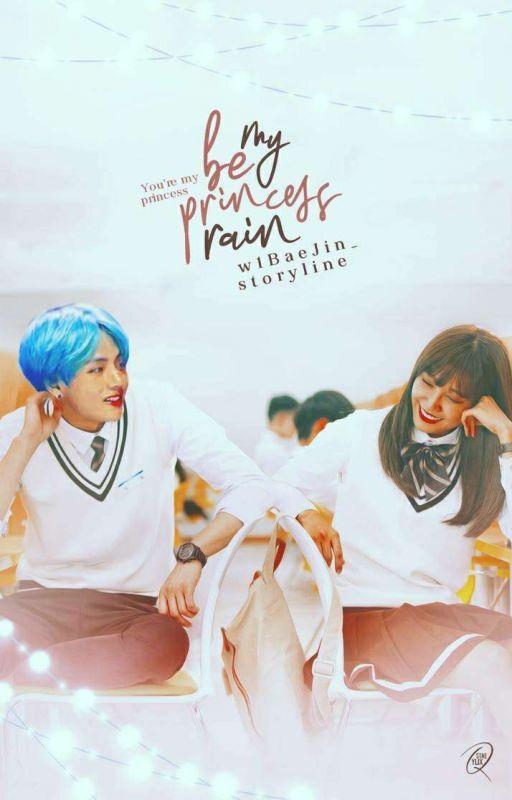 Be My Princess Rain by TaeHyungEun_5YSMark
