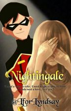 ♩Nightingale♩》Robin/Dick Grayson/Nightwing by LforLyndsay