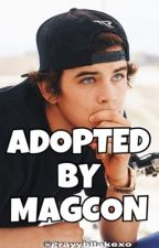 Adopted By Magcon by IntoGray