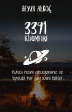 3391 Kilometre by beyzaalkoc