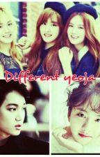 Different Yeoja by windywidia19