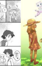 Cómic de Ash y Serena (Amourshipping) ESPAÑOL by JoelRamos555