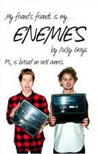 Enemies[L.H] by Nicky_Greys