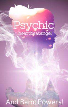 Psychic by heartbeatangel