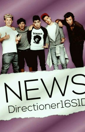 One Direction    News by Directioner16S1D