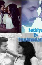 Saathiya- Shivika Ff by TrushnaMallipudi