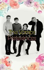 The Vamps Preferences by -rosetattoo-