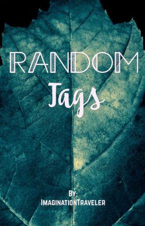 Random Tags by ImaginationTraveler