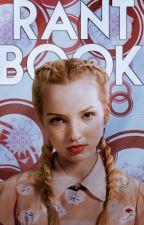 Rant Book d'un Petit Biscuit 2 by LaureenHanabi