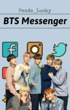 ~BTS Messenger~ [FR] by Sushi_Panda_Lucky