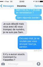 Creepy SMS by ZoeZoe265