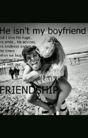your not my boyfriend