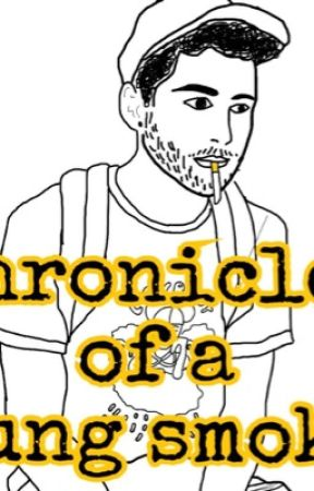 Chronicles of a young smoker (english version) by RicardoGermanotta