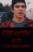 Freakish // H.G by LuxuryHayes