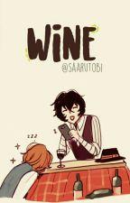 Wine. (Soukoku, BSD) by Saarutobi