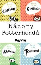 Názory Potterheadů ❌ by Paffiin
